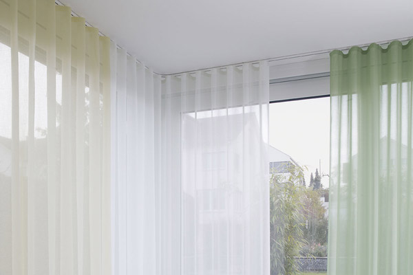 ... cord, pocket tape. Stitch cosy/modern curtains with gentle waves